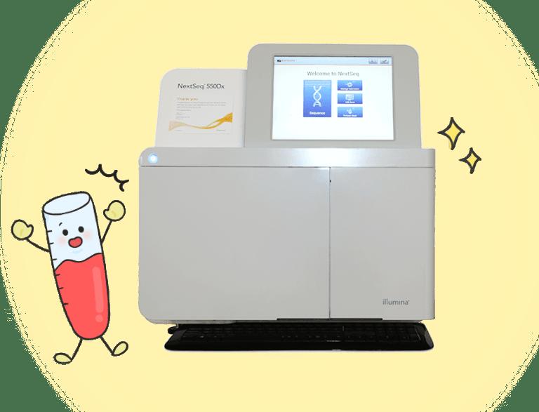NIPT検査機器