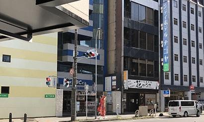 名古屋駅からの道のり8